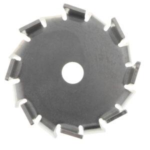 cánh khuấy đĩa cạnh chém 10 cm inox 304
