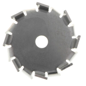 Cánh khuấy đĩa cạnh chém đường kính 15 cm bằng inox 304